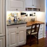 mutfak home ofis düzenleme