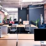 endüstriyel ofis dekorasyonu modelleri 2018