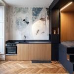 Küçük stüdyo daire dekorasyon fikirleri 2018 2019
