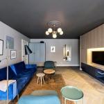 modern klasik karışımı ev dekorasyonu fikirleri