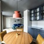 modern klasik karışımı mutfak dekorasyonu