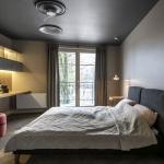 modern klasik karışımı yatak odası dekorasyonu 2018