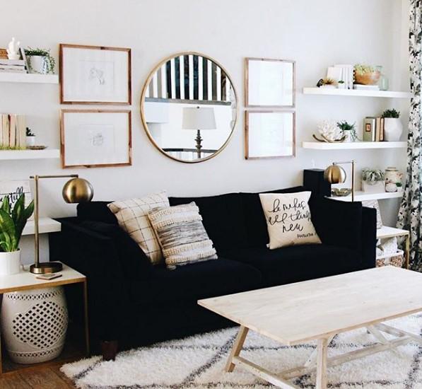 2018 salon dekorasyonu trendleri