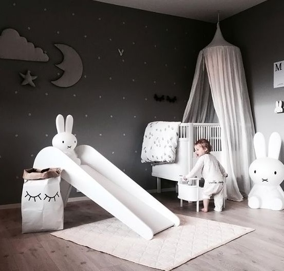 çocuk odası duvar dekorasyon fikirleri 2019
