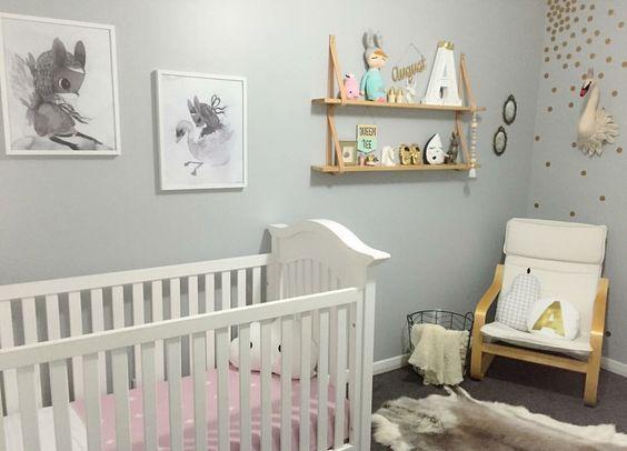 çocuk odası duvar dekorasyonu fikirleri 2018