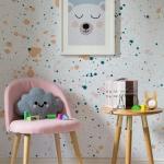 çocuk odası duvar dekoru 2018