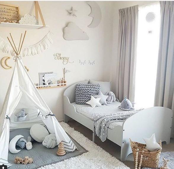 231 Ocuk Odası Perde Modelleri 2019 Ev Dekorasyonu