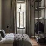 erkek yatak odası perde modelleri 2018