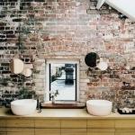 eski tuğla duvar dekor fikirleri 2018