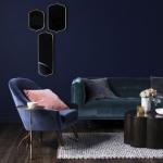koyu renk ev dekorasyon fikirleri 2018 2019