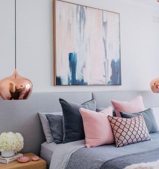 küçük odalar için uygun boya renkleri 2018 2019