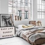 öğrenci evi yatak odası dekorasyon fikirleri 2018