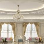salon tavan dekorasyon fikirleri 2018