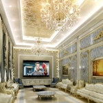 salon tavan dekorasyon fikirleri 2018 2019