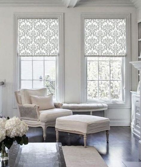 Vintage Curtains Bedroom French Country Window Treatments