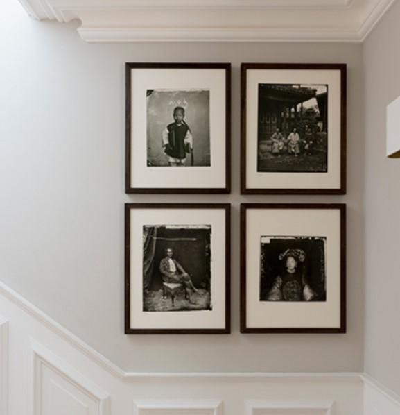 duvara resimler asmanın yaratıcı yolları