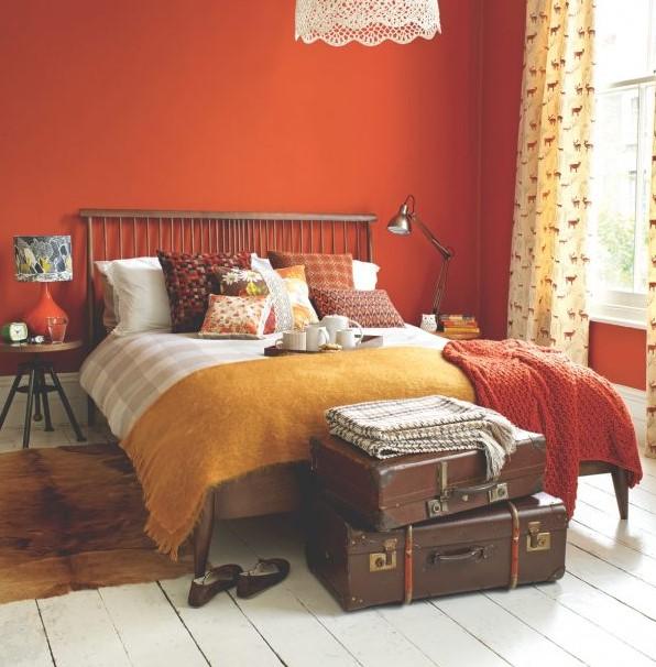 ev dekorasyonunda renklerin etkileri