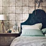 gri yatak odası dekorasyon fikirleri 2019