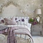 klasik gri yatak odası fikirleri 2018