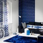 küçük salon dekorasyonu fikirleri 2018