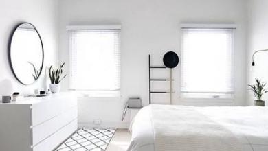 minimalist yatak odası dekorasyonu modelleri 2018
