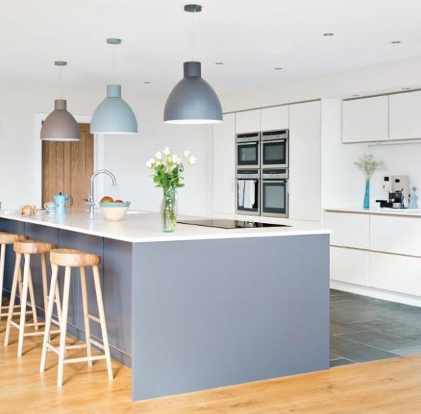 mutfak aydınlatması  bilmeniz gereken her şey  ev