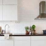 parlak fayanslar ile mutfak tezgah dekorasyonu 2018