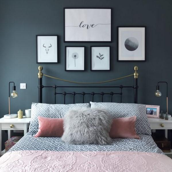 Bir genç için yatak odasında tamir: birkaç basit kural