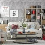 Salon iç tasarım stilleri için fikirler