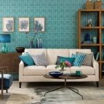 Salon iç tasarım stilleri - modern