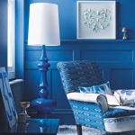 salon mavi renk kombinleri 2018