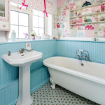vintage banyo dekorasyonu 2018 2020