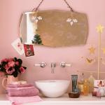 vintage banyo dekorasyonu 2019