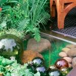 bahçe dekor aksesuarları
