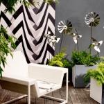 bahçe dekor fikirleri
