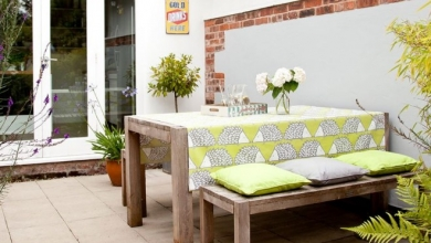 bahçe mobilyaları nasıl temizlenir ve onarılır