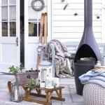 bahçe verandası fikirleri 2018