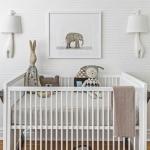 bebek odası yatak dekorasyonu