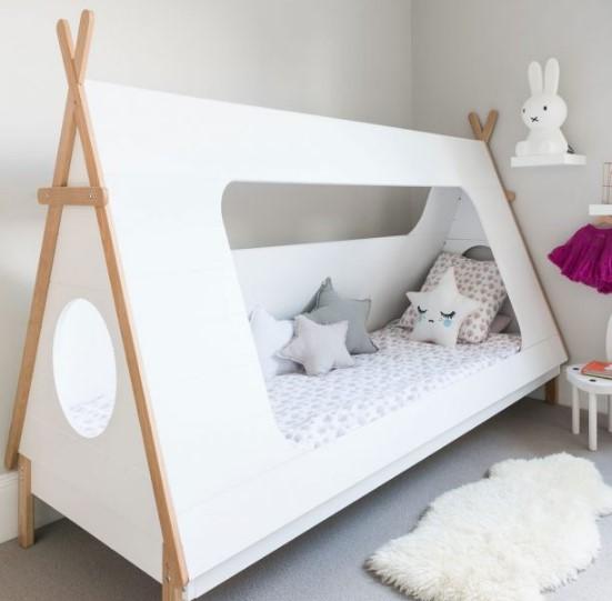 çadır yataklı çocuk odası modelleri 2018