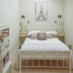 çatı katı yatak odası dekorasyonu fikirleri