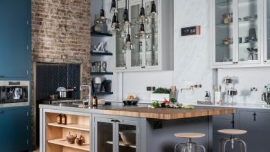 endüstriyel mutfak dekorasyonları 2019 2020
