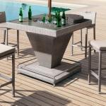 havuz başı masa sandalye modelleri 2018