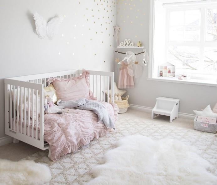 kız bebek odaları 2018 2019