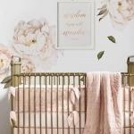 kız bebek odası dekorasyon fikirleri 2018