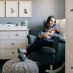 kız bebekler için oda dekorasyonu