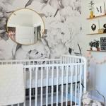kız bebek yatak odası dekorasyonu 19