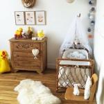 kız bebek yatak odası dekorasyonu 2020