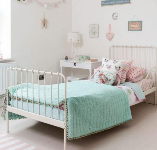 kız çocuk odası resimleri 2018