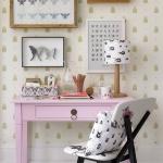 köşeler ve küçük alanlar için home ofis dekorasyonu
