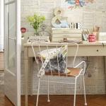küçük alanlar ve köşeler için home ofis dekorasyonu